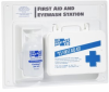 First Aid & Eye Wash Station -- PLS1566
