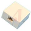 Adapter, RJ31X; Plastic (Casing) -- 70081179 - Image