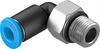 QSML-M7-4-100 Push-in L-fitting -- 130773-Image