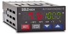 TEMPERATURE CONTROLLER, 1/32 DIN, OUT1-PULSE, OUT2-SPST, 24VDC -- SL4824-VR-D