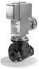 Gas Solenoid Valve,2 Way,NC,3 In -- 4EMA3 - Image