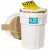 PIG Oil-Only Spill Kit in 30-Gallon Overpack Salvage Drum -- KIT436