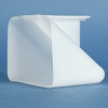 HDPE Small White Scoop 3
