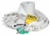 Refill for PIG Oil-Only Spill Kit in High-Visibility Cart -- RFL444 -Image
