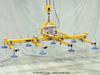 Eight Pad Crossarm Vacuum Lift -- A120M8-86-4/44-Image