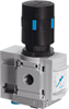 MS6N-LRB-1/2-D6-AS-BI Pressure regulator -- 531826