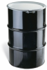 55-Gallon Open-Head UN Rated Steel Drum -- DRM844