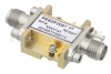 Analog Phase Shifter, 6 GHz to 15 GHz, with an Adjustable Phase of 120 Deg. Per Volt and SMA -- PE82P2001 -Image