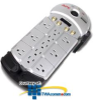 APC Premium A/V Surge Protector, 11 Outlet, Phone Line.. -- PR11T3V2 -- View Larger Image