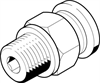 QB-M5-3/16-U-M Push-in fitting -- 533211 -Image