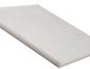 White Acetron GP Acetal Cut Sheets -- 45268