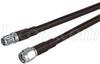 RP-SMA Plug to RP-SMA Jack, Pigtail 20 ft 195-Series -- CA-RSPRSJA020