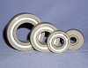 Chemical and Heat Resistant PEEK Roller Bearing -- PK-30-GHP10 - Image