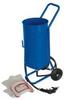 Portable Sandblaster,90lb,60 to 125 psi -- 10Z912