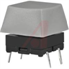 Tactile Switch; 50 mA; 24 VDC (Max.); SPST; Beryllium Copper (Movable) -- 70192908
