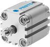 AEVULQ-80-20-A-P-A Compact cylinder -- 157108-Image