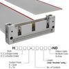 Rectangular Cable Assemblies -- H1KXH-3036G-ND -Image