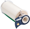 Brady Polyester Thermal Transfer Continuous Thermal Transfer Printer Label Roll - 7 in Width - 50 ft Length - 13572 -- 754473-13572
