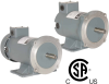 Fractional HP Motors, Permanent Magnet DC Motor, TEFC & TENV -- WPMDC34-18-24V-56CB -Image