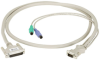 CPU/Server to ServSwitch Cable with Audio, PC, PS/2 Coax, 20-ft. (6.0-m) -- EHN382A-0020