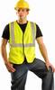 OCCU LUX-SSG/FR XLYLW; SOLID HOOK & LOOP -- 021844-56092