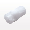 Coupling Body, In-Line Pipe Thread, Straight Thru -- SMPT02