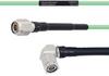 Temperature Conditioned Low Loss TNC Male to RA TNC Male Cable LL142 Coax in 300 cm -- FMHR0161-300CM -Image