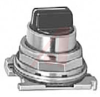 PUSHBUTTON, 30.5 MM, OIL/WATERTIGHT, SWITCH, SELECTOR, 3P KNB, SPR-RL, C3 -- 70058130