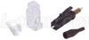 Fiber Connector, UniCam LC Male, 50/125 Multimode -- FOC-9505099