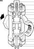 Gunmetal Self-acting Control Valve -- NS -- View Larger Image