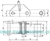 Conveyor Chain For Textile Machinery - Image