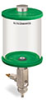 Green Color Key, Clear View Full Flow Manual Dispenser, 1 qt Acrylic Reservoir -- B5165-032ABGW -- View Larger Image