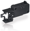 Snap Action Microswitch, Miniature, RAST 2.5 Connector -- D4 RAST 2.5 Series