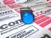FUJI ELECTRIC DR22E3L-L4S ( PILOT LIGHT EXTENDED ROUND BLUE 110-127VAC W/XFMR ) -Image