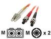 StarTech.com Multimode 62.5/125 Duplex Fiber Patch Cable LC -- FIBLCST1