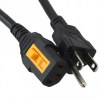 Power, Line Cables and Extension Cords -- 486-1602-ND -Image