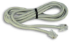 MICRO-GRAPHIC AND DV-1000 CABLE FOR AUTOMATIONDIRECT PLCS, 6 FT -- DV-1000CBL