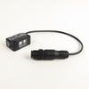 42JS VisiSight Photoelectric Sensor -- 42JS-D2MNA2-F4 -Image
