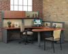 Eaton Compass Modular Desking System - Image