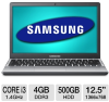 Samsung NP350U2A-A01US Series 3 Laptop Computer - Intel Core -- NP350U2A-A01US