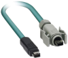 Firewire Cables (IEEE 1394) -- 1654167-ND -Image