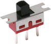 Miniature Slide Switches -- 1000 Series - Image
