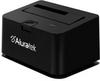 Aluratek AHDU100F 2.5 In./3.5 In. HDD Docking Enclosure -- AHDU100F