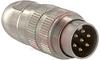 Connector, IP68 Watertight Locking; 7; 0.75; 5 A; 250 VAC; 10^13 Ohms; 2 pF -- 70151647