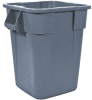 Rubbermaid Square Brute Containers -- 6445