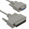 D-Sub Cables -- 367-1184-ND - Image