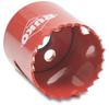 Hole Saw: bi-metal HSS, 1-3/4 inch (44mm) diameter -- 106044