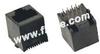 PCB Jack -- FB-22-43 5224 8p (Single Peg) - Image