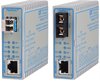 10/100/1000 Copper to 100/1000X Fiber Ethernet Media Converter -- FlexPoint™ GX/T