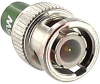 Connector; BNC Terminator; Male; 50 Ohms; BNC -- 70081369